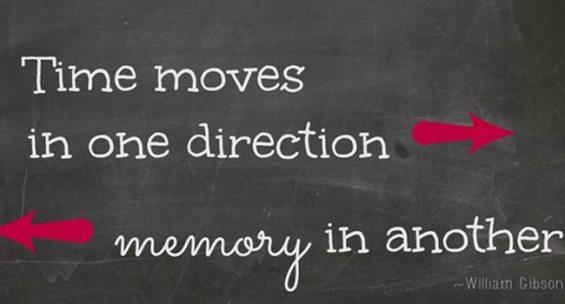 memories blog