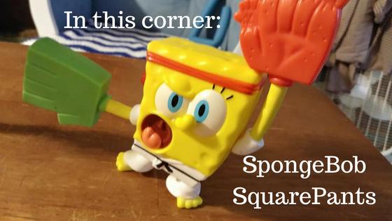 In this corner_