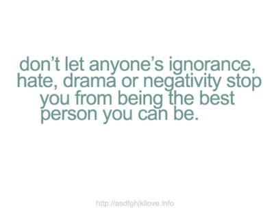 quotes on getting rid of negativity Elegant Photographs 9 best quote images on Pinterest