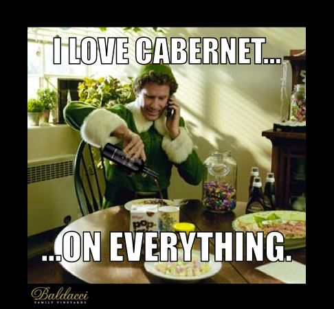Cabernet-on-Everything