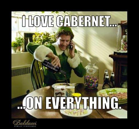 Cabernet-on-Everything