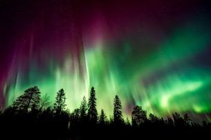 aurora-borealis-2647474_1280